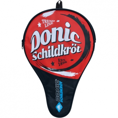 Donic Trendline racquet cover red