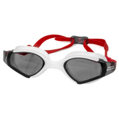 Ochelar Inot Aqua-Speed Blade white / black 53/059