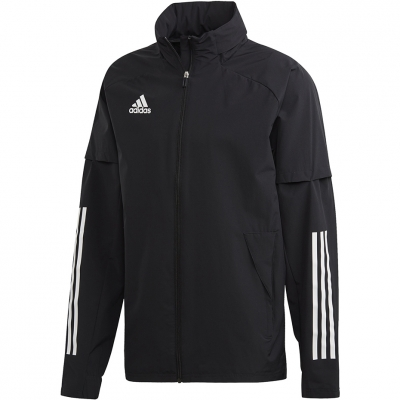 Jacheta Adidas Condivo 20 Allweather black EA2507 adidas teamwear