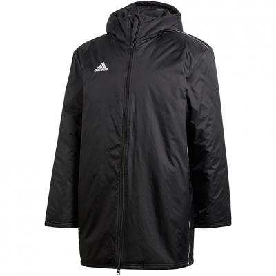 Jacheta adidas Core 18 Stadium black CE9057 adidas teamwear