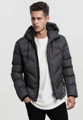 Jacheta Heringbone Hooded Winter Urban Classics