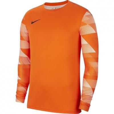 Jacheta Nike Dry Park IV JSY LS GK Orange Portar CJ6066 819