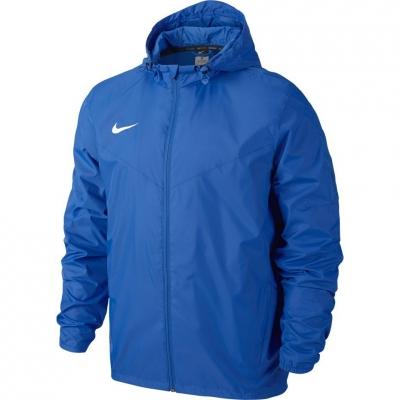 Jacheta Geaca de ploaie Nike Team Sideline JR blue 645908 463