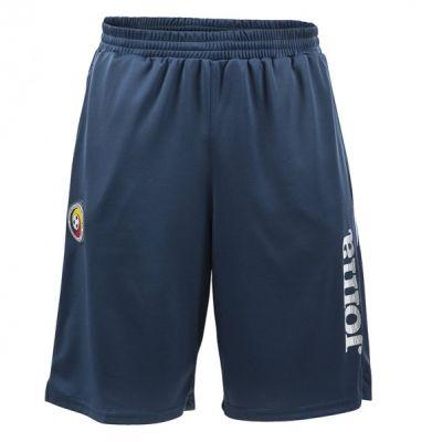 Pantalon scurt Training F.a. Rumania Blue Joma