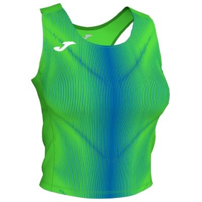 Olimpia Top Fluor Green-royal Joma