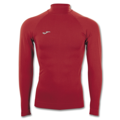 Camasa T- Brama Classic Red With Neck L/s Joma