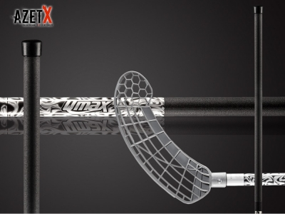 Stick for Floorball Qmax Medio Profiled without Wrapper