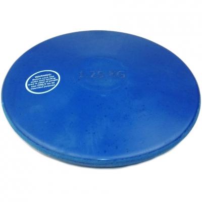 Legend rubber disc 1.25 kg DRC-125 LEGEND SPORT SP. Z O.O.
