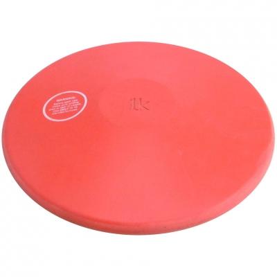 Legend rubber disk 1 kg DRC-100 LEGEND SPORT SP. Z O.O.