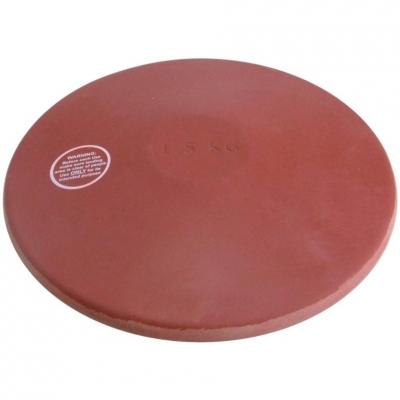 Legend rubber disk 1.5 kg DRC -150 LEGEND SPORT SP. Z O.O.
