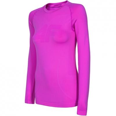 Seamless 's thermal underwear 4F fuchsia H4Z19 BIDB004G 55S dama