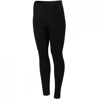 4F 's seamless thermal underwear deep black H4Z19 BIDB004D 20S dama