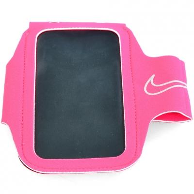 Geanta box NIKE LIGHTWEIGHT ARM BAND 2.0 shoulder pink NRN43666