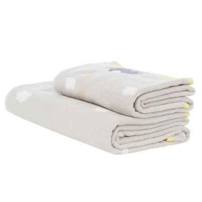 Linea Bath Sheet copil