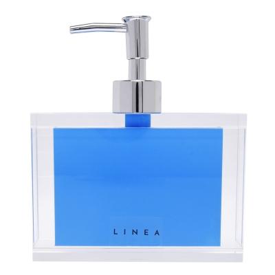 Linea Linea Acrylic Soap Dispenser