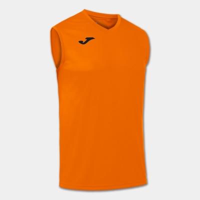Camasa Combi Orange Sleeveless Joma