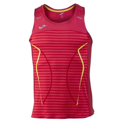 Camasa Olimpia Iii Running Sleeveless Red Joma