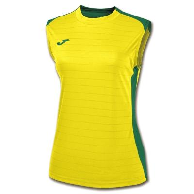 Camasa Campus Ii Sleeveless Yellow-green dama Joma