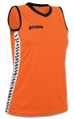 Camasa T- Sleeveless Emir Orange dama Joma
