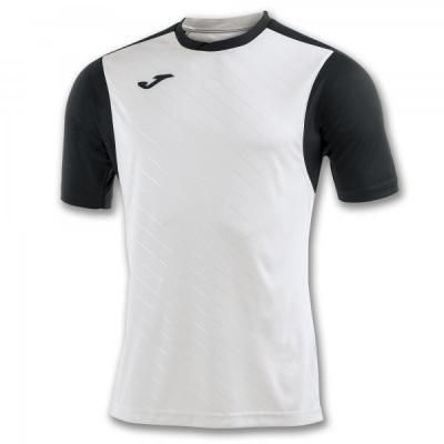 Camasa T- Torneo Ii White-black S/s Joma