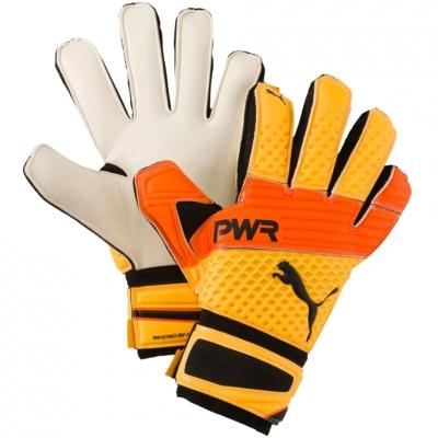 Manusa Portar Puma Evo Power Grip 2.3 RC white-orange-yellow 041222 35