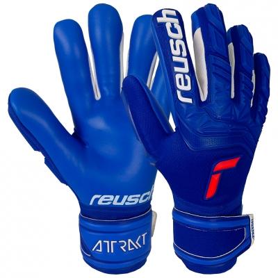 Manusa Portar Reusch Attrakt Freegel Silver blue 5170235 4010