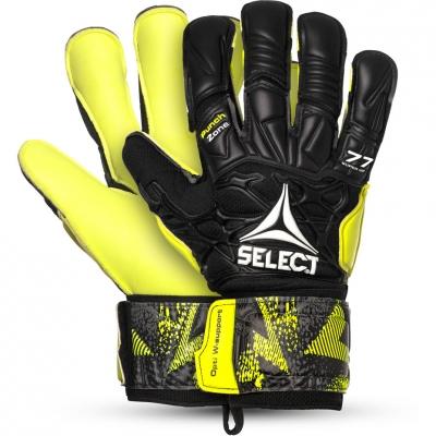 Manusa Portar Select 77 Super Grip Hyla Cut black and yellow