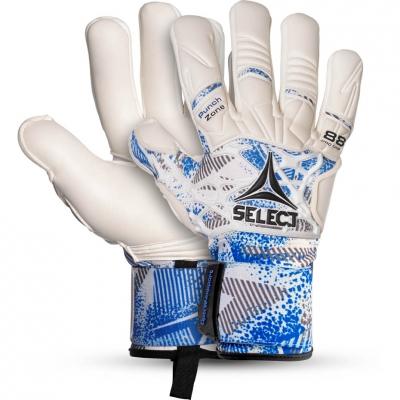 Manusa Portar Select 88 Pro Grip 2019 Negative Cup white-blue