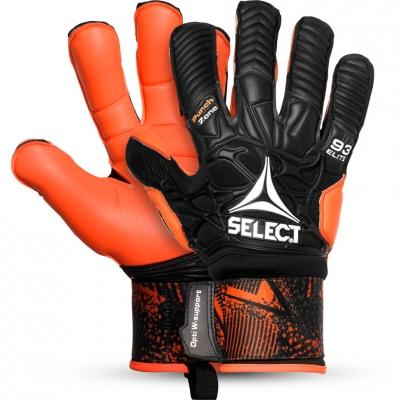 Manusa Portar Select 93 Elite Hyla Cut black and orange