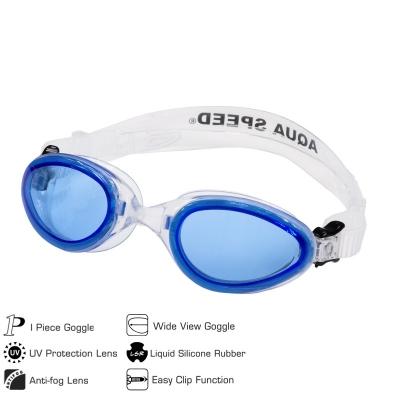 Manusa box SWIMMING AQUA-SPEED SONIC white / blue 61