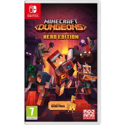 Microsoft Minecraft Dungeons