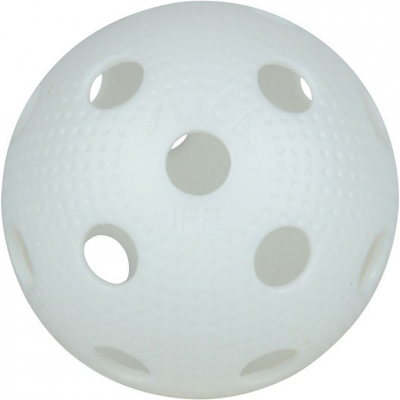 Stiga floorball ball white