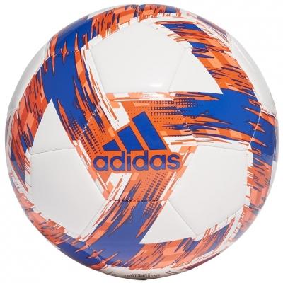 Minge Fotbal Adidas Capitano Club white-orange and blue FT6599