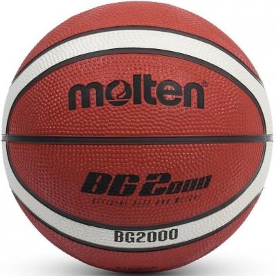 Minge Baschet Molten ball brown and white B3G2000