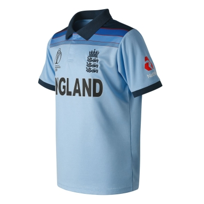 Camasa New Balance England Cricket ODI 2019 World Cup Winners