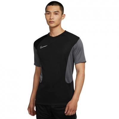 Men's Nike Dry Acd Top Ss Fp Mx black-gray CV1475 010