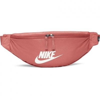 Nike Heritage Hip Pouch Pack dirty pink BA5750 689