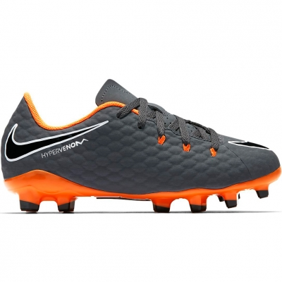 Pantof Minge Fotbal Nike Hypervenom Phantom 3 Academy FG JR AH7288 081