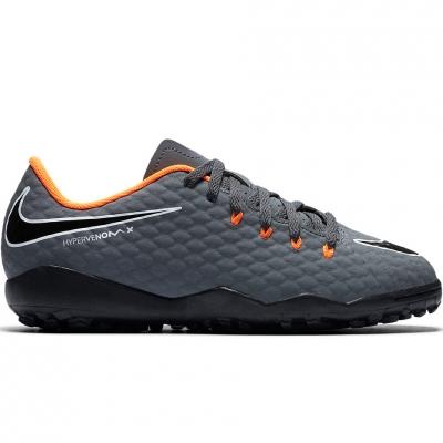 Gheata Minge Fotbal Nike Hypervenom Phantom X 3 Academy JR AH7294 081