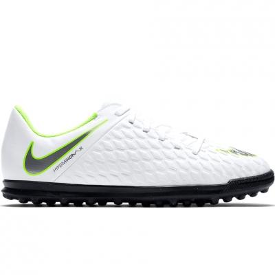 Pantof Minge Fotbal Nike Hypervenom Phantom X 3 Club TF JR AJ3790 107