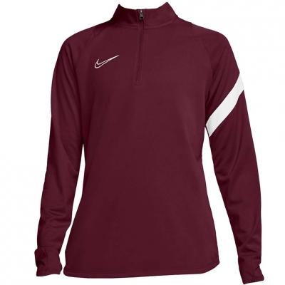 's Nike Nk Df Academy Dril Top burgundy BV6930 638 dama