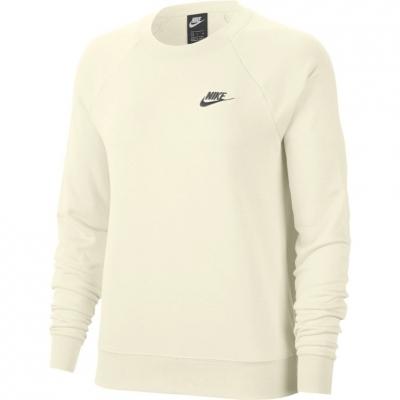 's Nike NSW Essntl Flc Crew Beige BV4110 113 dama