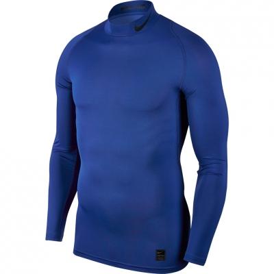 Nike Pro Cool Compression Mock LS Jersey 838079 480
