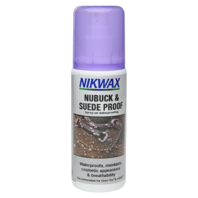 Nikwax Nubuck and Suede Waterproof