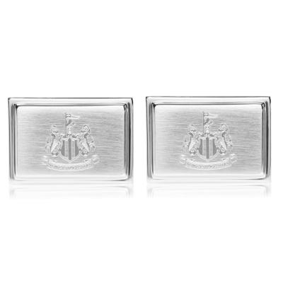 NUFC Crest Cufflinks