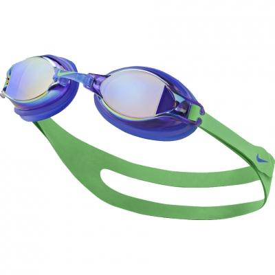 Ochelar Inot Nike Os Chrome blue-green NESS7152-381