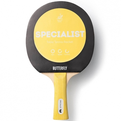 Butterfly Specialist Ping Pong Racket