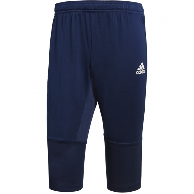 Pantalon Pantalon adidas Condivo 18 3/4 navy blue CV8240 adidas teamwear