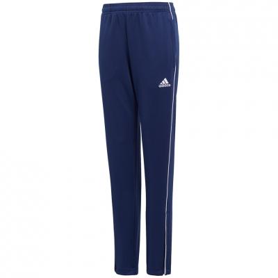 Pantalon ADIDAS CORE 18 TRAINING JR dark blue CV3994 adidas teamwear