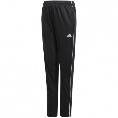 Pantalon adidas CORE 18 TRAINING JR black CE9034 adidas teamwear